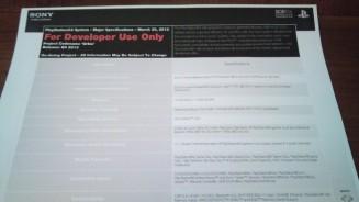 documenti esclusivi playstation 4 orbis