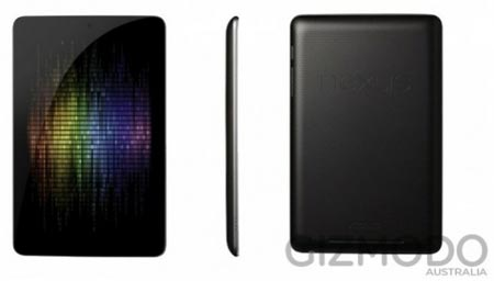 Nexus 7 dettagli e prezzo