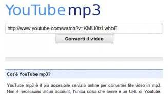 Come scaricare musica da Youtube con YouTube-MP3