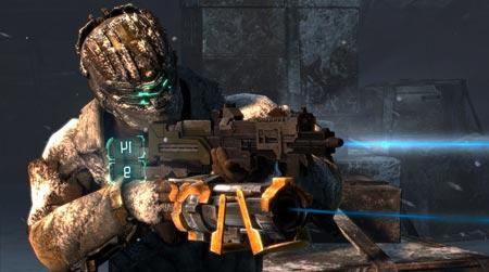 Dead Space 3 gameplay di 20 minuti