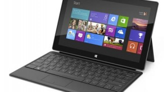Microsoft surface tablet caratteristiche