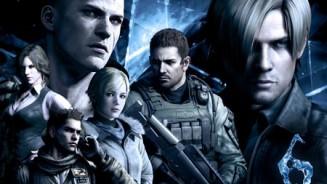 Resident Evil 6 video gamaplay Leon