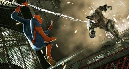 The Amazing Spiderman video del trailer di lancio