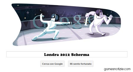 Londra 2012 Scherma