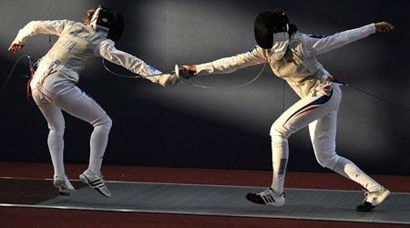 Olimpiadi Londra 2012 Scherma