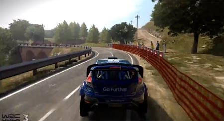 WRC 3 video gameplay
