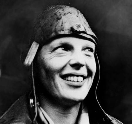 Amelia Earhart e la sua misteriosa scomparsa