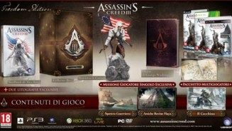 Assassins Creed Freedom Edition video unboxing