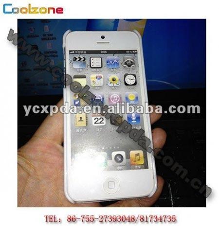 iPhone 5 rumor e foto sul nuovo smartphone