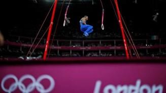 Londra 2012 ginnastica artistica anelli maschile