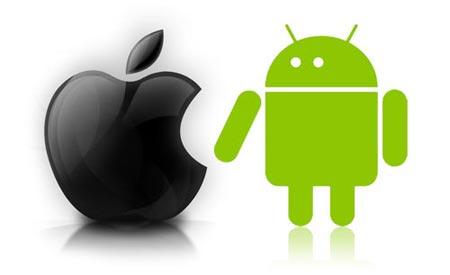 Atati Uniti Android in calo Apple in salita