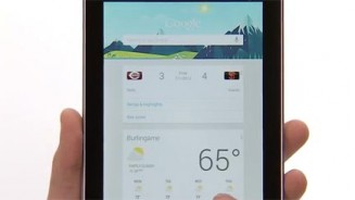 Android nuovo video sul Nexus 7