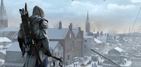Assassins Creed 3 il 22 novembre per PC