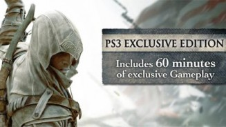 Assassins Creed 3 la versione per PS3 ha 1 ora di gameplay esclusivo