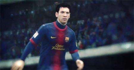 FIFA 13 al GamesCom 2012 con un nuovo trailer