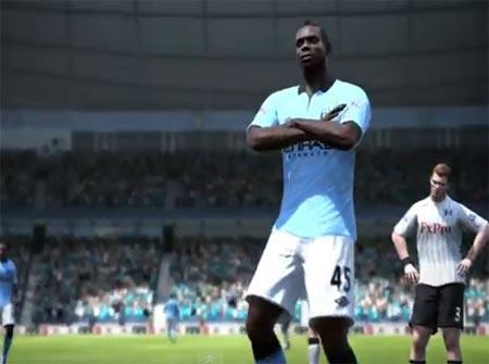 FIFA 13 altri filmati della demo