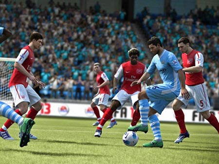 FIFA 13 altro video dal Gamescom
