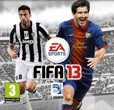 FIFA 13 ecco tutti i giocatori delle copertine