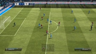 FIFA 13 gameplay di una partita intera