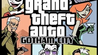 GTA 5 in stile Batman