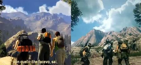 GTA 5 VS Battlefield 3 sfida tra trailer