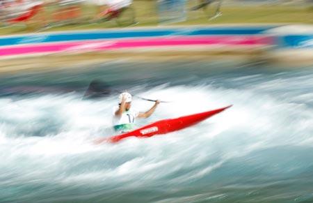 Londra 2012 canoa slalom