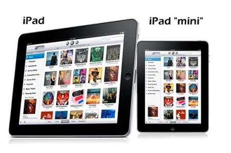 iPad Mini ecco quanto potrebbe costare