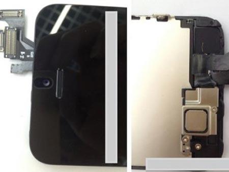 iPhone 5 alloggiamento del chip NFC
