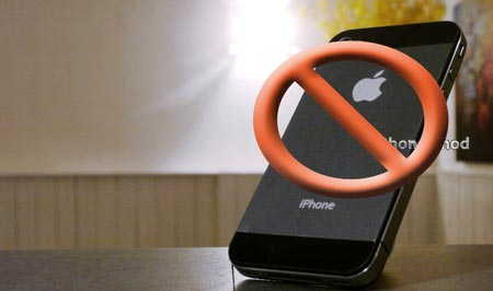 iPhone 5 Apple blocca il kit di trasformazione