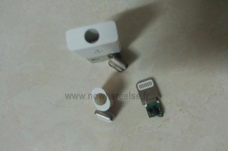 iPhone 5 chiarimenti sul mini connettore