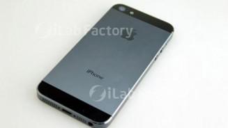 iPhone 5 con uno spessore di 7.6 millimetri