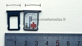 iPhone 5 ecco le nano-SIM