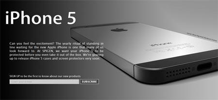 Iphone 5 iniziano le vendite dei primi accessori
