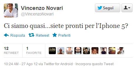 iPhone 5 manca poco secondo 3 Italia