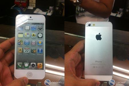 iPhone 5 nuove foto dalla Thailandia