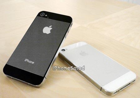 Iphone 5 scorte limitate per problemi di produzione