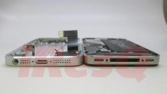 Iphone 5 tutti i pezzi combaciano perfettamente