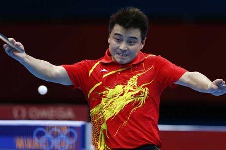 Londra 2012 la Cina e le medaglie d oro a ping pong