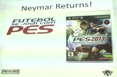 PES 2013 confermato il campionato brasiliano