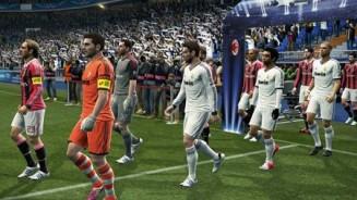 PES 2013 nuove immagini per la Champions