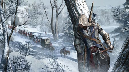 Assassins Creed 3 con DLC a cadenza regolare
