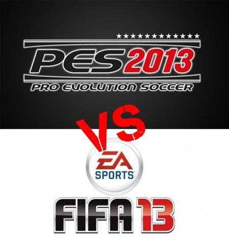 FIFA 13 e PES 2013 quale demo hai preferito