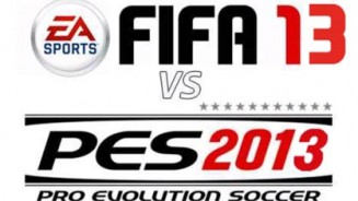 FIFA 13 e PES 2013 video e differenze