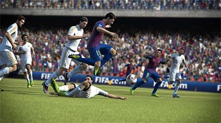 FIFA 13 il miglior gioco di calcio del momento
