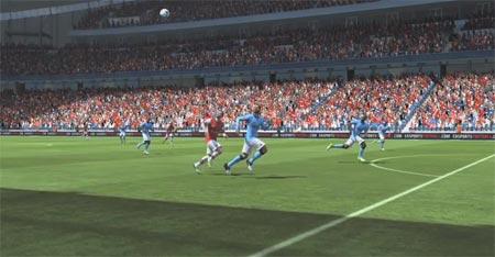 FIFA 13 nuovo video sul controllo di prima