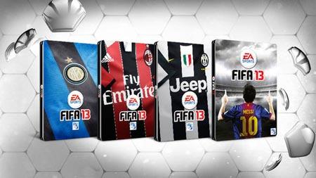 FIFA 13 uscita e aggiornamenti anche per il Napoli