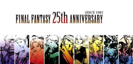 Final Fantasy In arrivo una Special Edition per il 25esimo anniversario