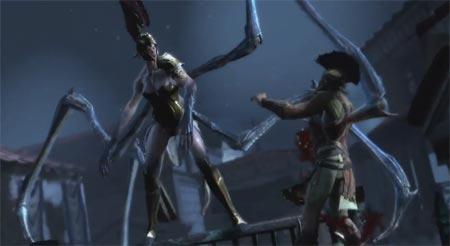 God of War Ascension trailer dedicato alle furie