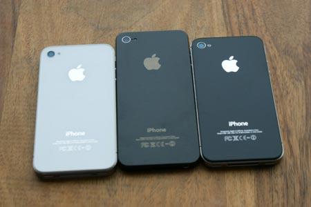 iPhone 5 altro prototipo leggermente diverso dal solito