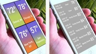 iPhone 5 il mockup utilizzato anche per pubblicizzare applicazioni